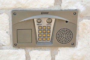 Keyless Touchpad Entry for Electronic Security Gates